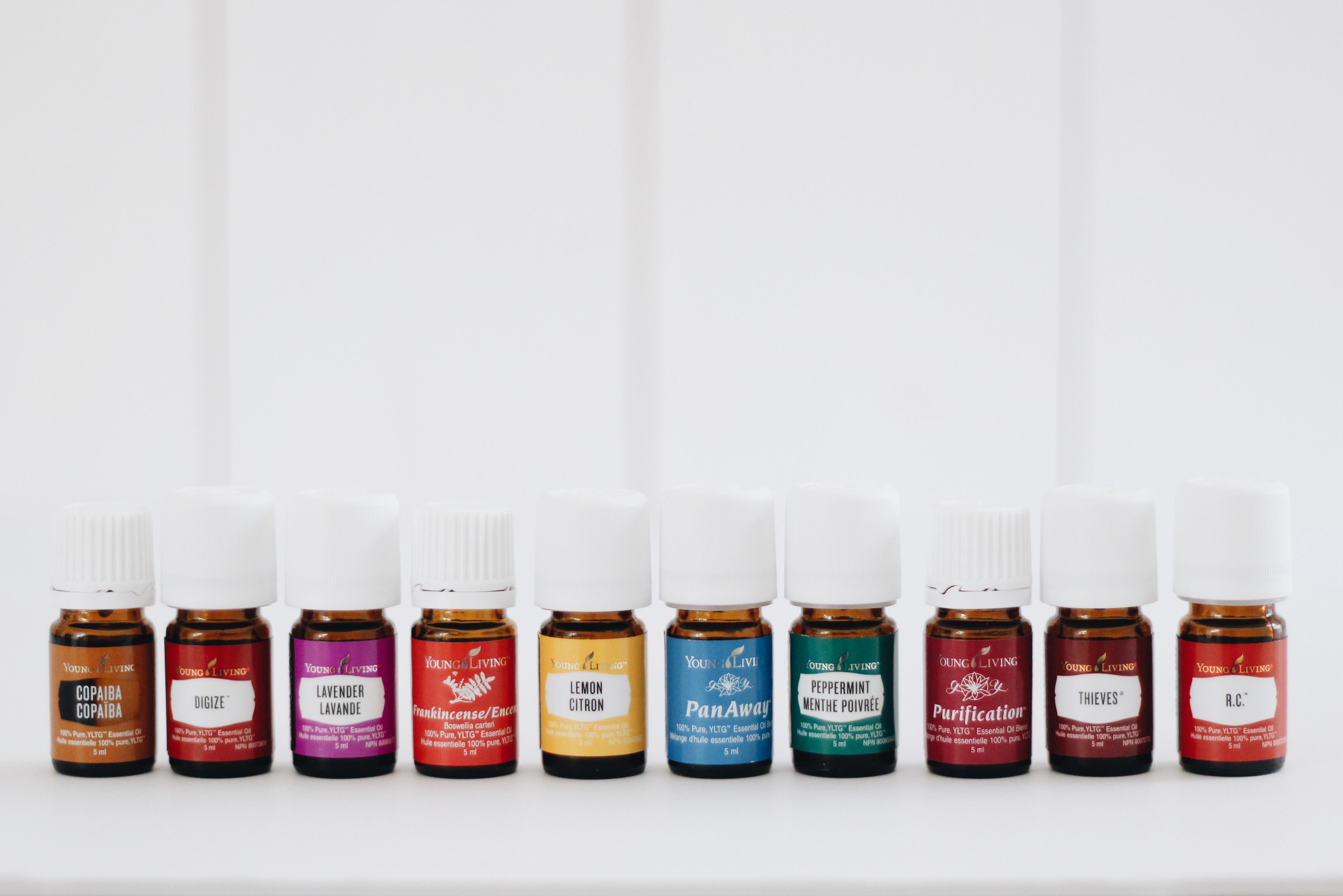 Young Living Premium Starter Kit oils