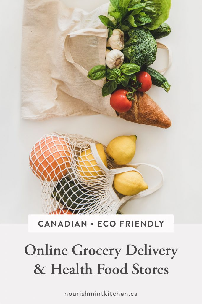 A directory of health food, online grocery delivery services, meat delivery, organic produce delivery and CSA boxes available in Ontario and Canada.