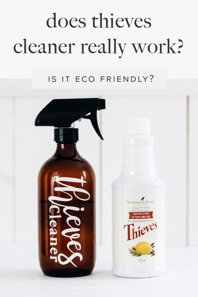 Thieves Cleaner… Does It Really Work? Is it really eco friendly and biodegradable? And why should we switch to non-toxic cleaning products anyways? Find out the science behind this 100% plant and mineral based cleaner!