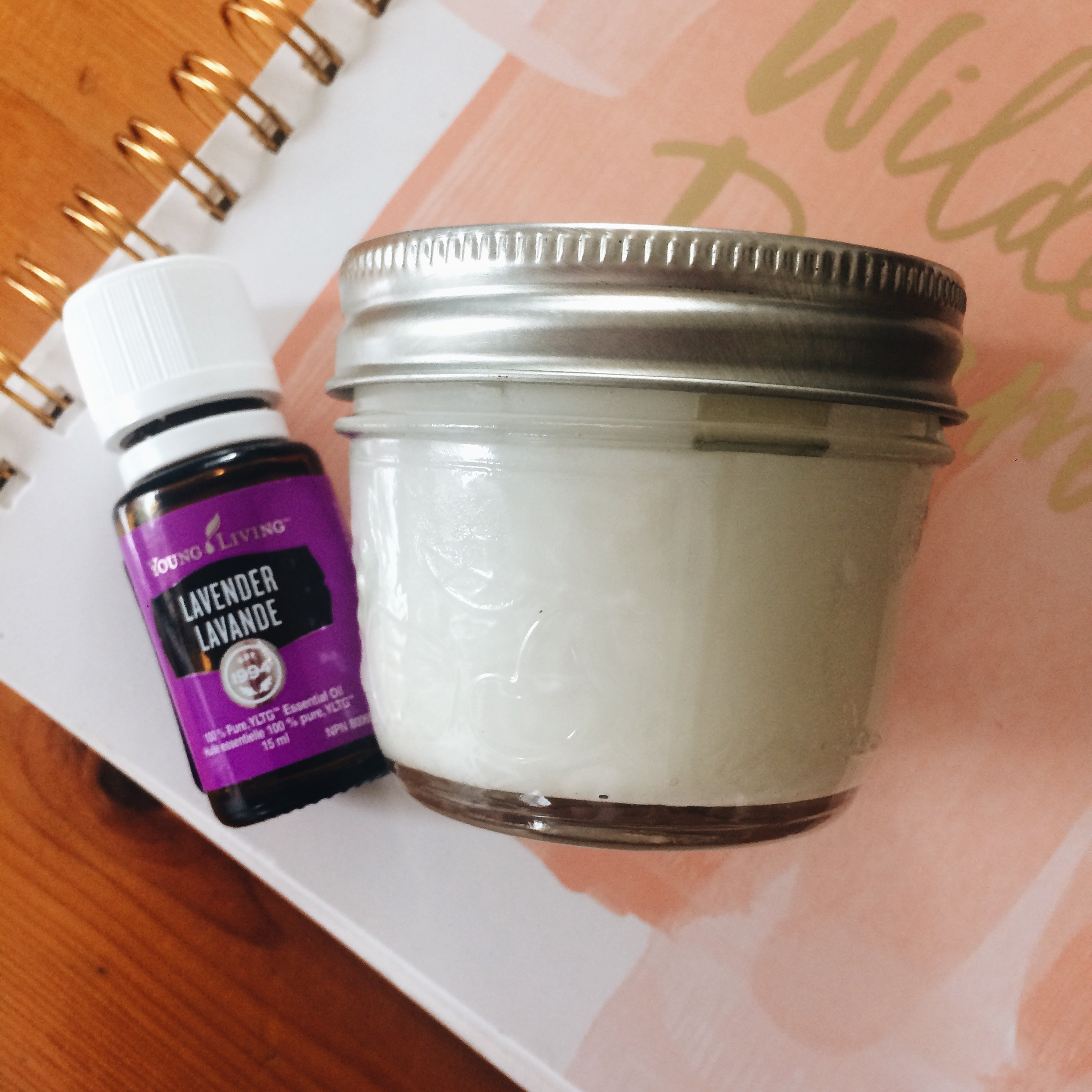 DIY Natural Deodorant... That really works!
