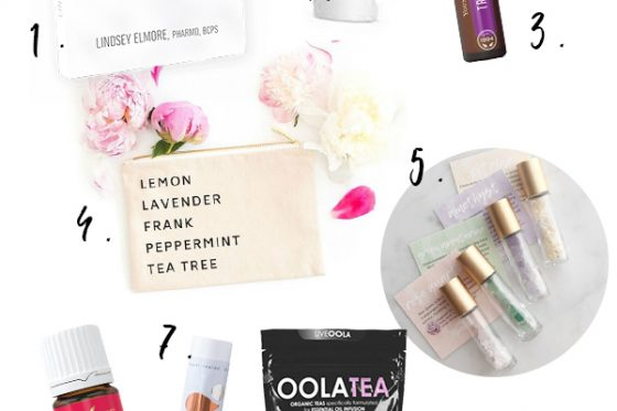 Essential Oil Lovers Holiday Gift Guide | Christmas Gift Ideas 2018 | Young Living Essential Oils Christmas 2018