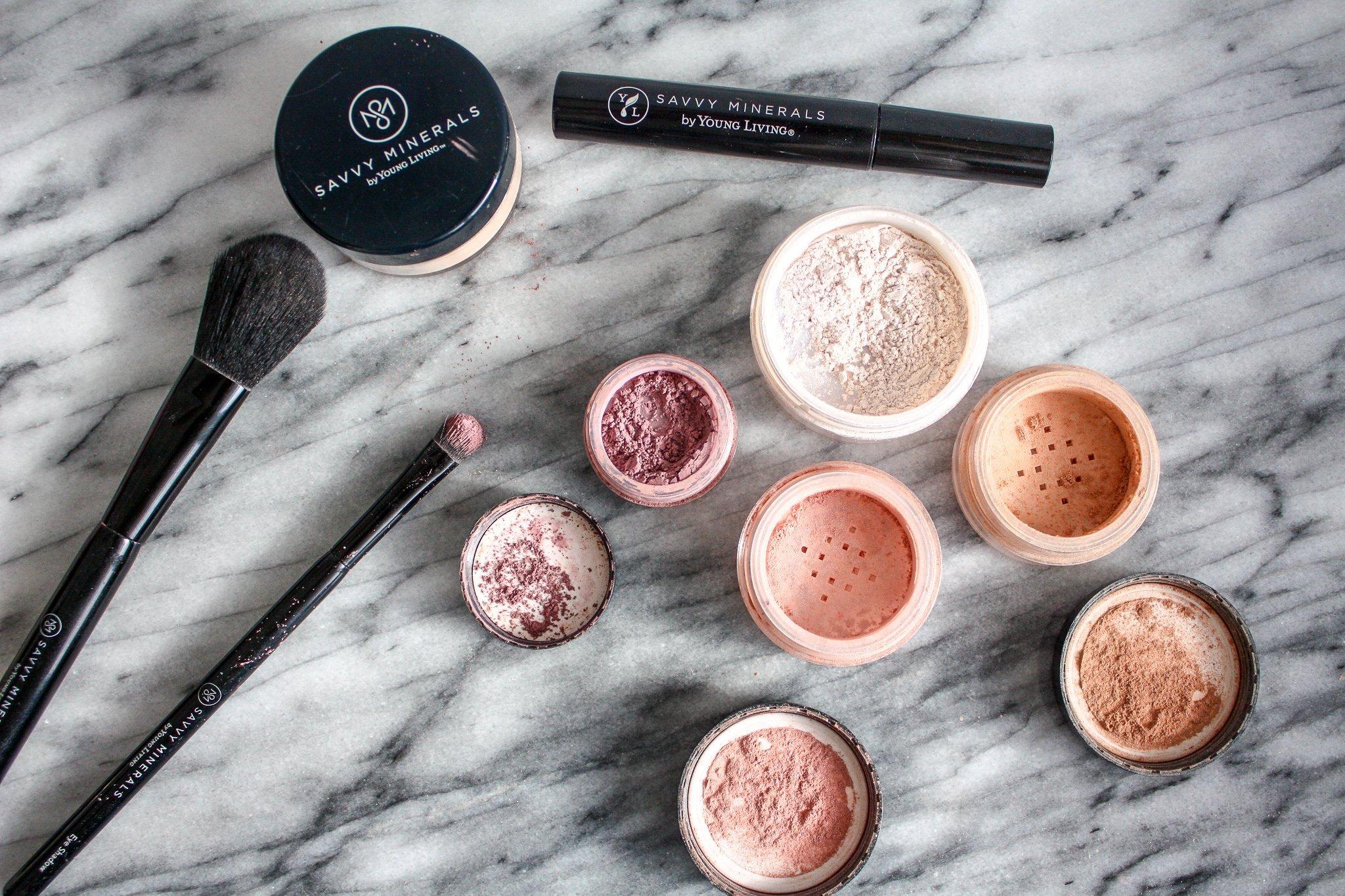 Natural Makeup for Sensitive Skin